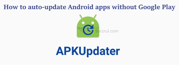 how to stop auto update of apps on android