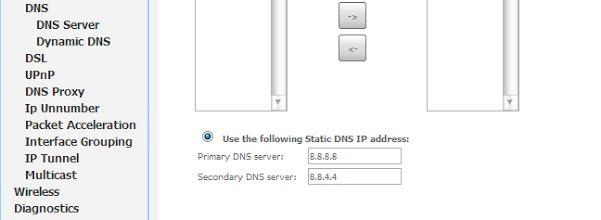 how to get modem ip address