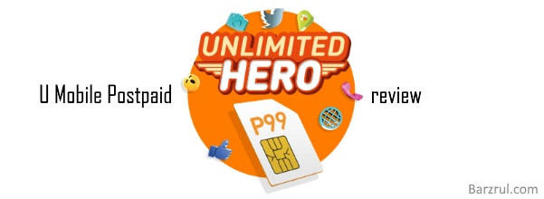 U Mobile P99 review: Unlimited data with 30GB mobile hotspot